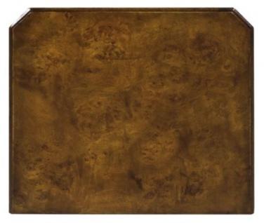 Casa Padrino Luxus Jugendstil Kommode mit 7 Schubladen Braun 35 x 30 x H. 127 cm - Luxus Qualität - Vorschau 5