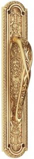 Casa Padrino Jugendstil Türgriff Set Französisches Gold 6, 5 x H. 35, 2 cm - Hotel & Restaurant Accessoires