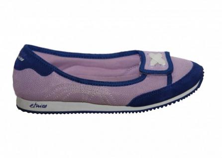 Etnies Skateboard Damen Schuhe Velcro Lavender Slip On Ballerinas