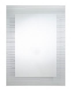 Casa Padrino Luxus Hotel Spiegel / Wandspiegel 80 x H. 110 cm - Hotel Möbel