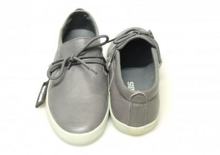 SUPRA Skateboard Schuhe Cuban Grau