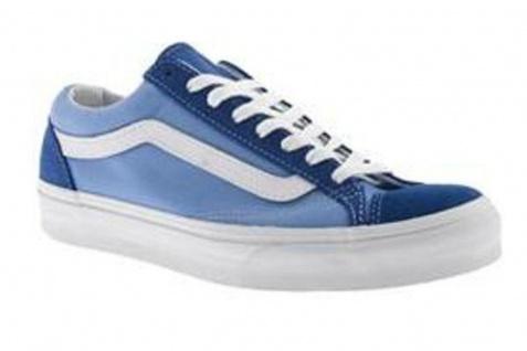 Vans Skateboard Schuhe Old Skool 77 Classic Blue / Little By Blue