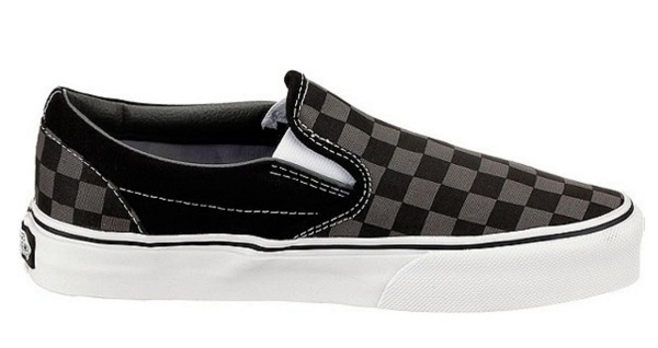 Vans Skateboard Schuhe Schuhe Schuhe Slip On Grau/Kombi e2cf89