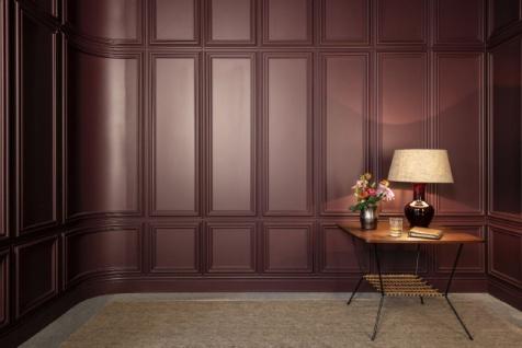 Casa Padrino Wandpaneel / Deckenpaneel Weiß 50 x 3, 2 x H. 50 cm - Barock & Jugendstil Deko Accessoires - Vorschau 2