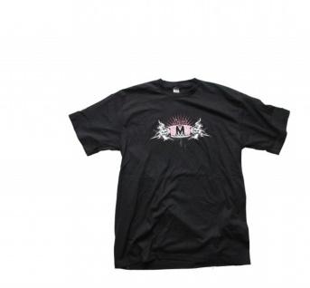 Timito Skateboard T-Shirt Black