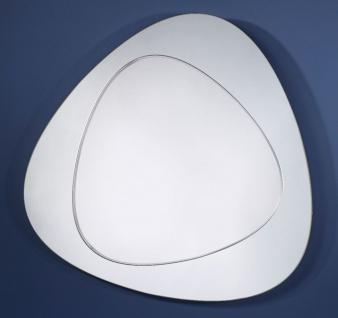 Casa Padrino Designer Spiegel 92 x H. 94 cm - Luxus Kollektion