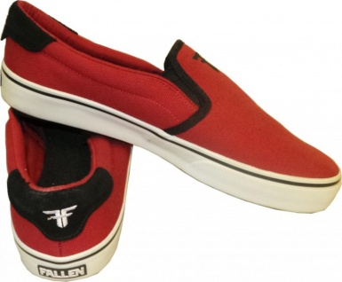 Fallen Skateboard Schuhe SLIP ON INT´L