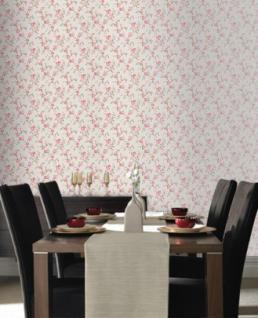 Graham & Brown Barock Landhaus Stil Tapete Rose Cottage Vliestapete Vlies Tapete Mod 50-447 - Vorschau 4