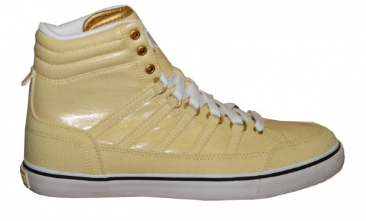 K-Swiss Skateboard Damen Schuhe Surf&Sand Yellow Sneakers Shoes