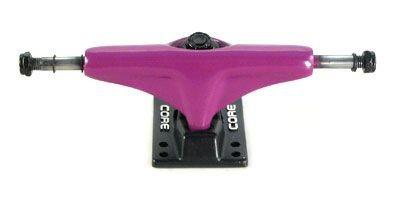 Core Skateboard Achsen Set 5.0 lila/schwarz (2 Achsen)
