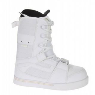Vans Snowboard Boots Mantra White/White - Snow Boots - Snowboard Stiefel Schneestiefel