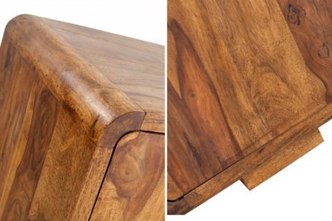 Casa Padrino Fernsehkommode 145 cm - Fernsehschrank - Sideboard - Handgefertigt aus Massivholz! - Vorschau 4