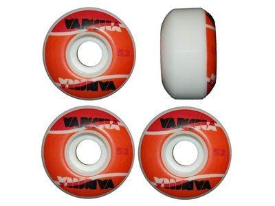 Vanilla Skateboard Wheels IS-52 52mm