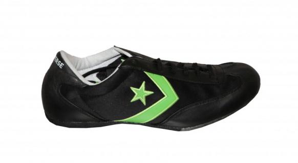 Converse Skateboard Schuhe Solo Dash Ox Black / Green Sneakers Shoes
