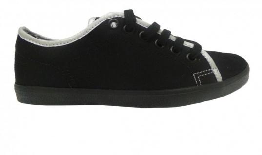 Circa Skateboard Schuhe NATW Black/Silver