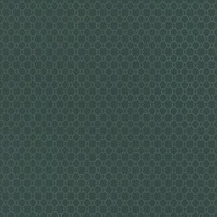 Casa Padrino Luxus Stofftapete Grün - 10, 05 x 0, 53 m - Textiltapete mit leicht strukturierter Oberfläche