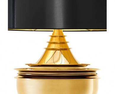 Casa Padrino Luxus Designer Tischleuchte 70 x H. 120 cm - Limited Edition - Vorschau 3