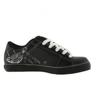 Osiris Skateboard Schuhe Scot-- Black/Black/Warbler