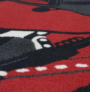 Casa Padrino Designer Teppich 160 x 220 cm Union Jack Bulldog - Läufer - Vorschau 3