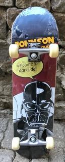 Darkside Skateboard Beginner Komplettboard 8.0 -1B Ware mit Kratzern und Lagerspuren