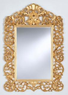 Casa Padrino Barock Spiegel Gold 105 x H. 154 cm - Edel & Prunkvoll