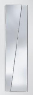 Casa Padrino Spiegel / Wandspiegel 40 x H. 160 cm - Luxus Möbel