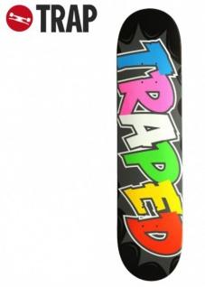 Trap Skateboard Profi Deck Traped Kids 7.25 inch