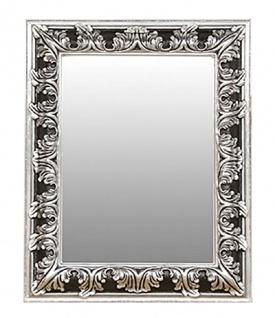 Casa Padrino Barock Spiegel Silber 124 x H. 157 cm - Möbel im Antik Stil