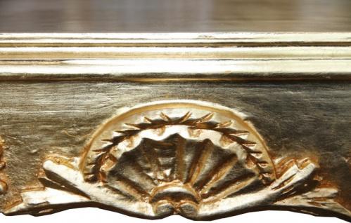 Casa Padrino Barock Esstisch Gold 200 x 99 cm Mod2 - Esszimmer Tisch - Möbel Antik Stil - Vorschau 3
