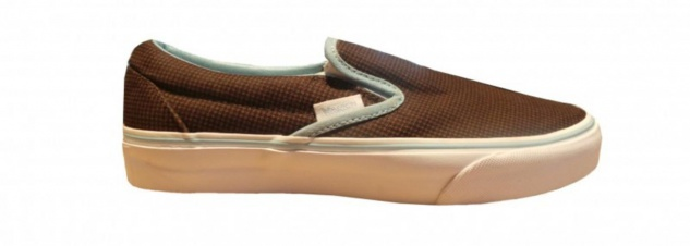 Vans Skateboard Schuhe Classic Slip On shopping Bag/Aquatic