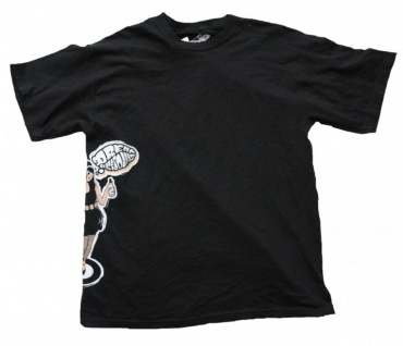 Dream Skateboards Herren Skateboard T-Shirt Black