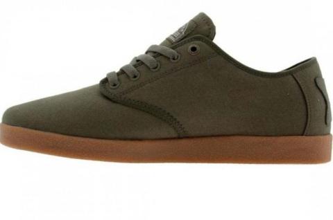 HUF Skateboard Schuhe Hufnagel Pro TX Olive - Sneakers Sneaker Shoes