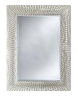 Casa Padrino Designer Spiegel 88 x H. 119 cm - Designer Wohnzimmer Wandspiegel