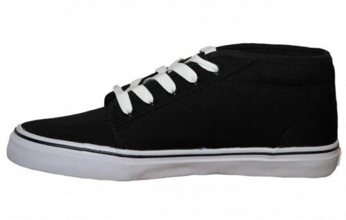 Adio Skateboard Schuhe Sydney Mid Black /White Sneakers Shoes - Vorschau 2