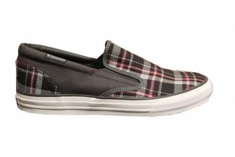 Converse Skateboard Schuhe Skidgrip Ev Grunge Tan Slip On Shoes