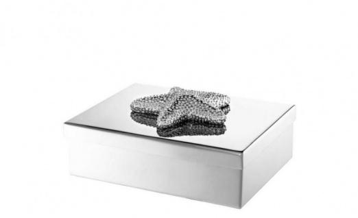 Casa Padrino Luxus Beauté Box Seestern 28, 5 x 21, 5 x H. 12 cm - Luxus Qualität