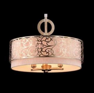Casa Padrino Barock Decken Kronleuchter Gold 46, 4 x H 35, 2 cm Antik Stil - Möbel Lüster Leuchter Deckenleuchte Hängelampe