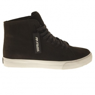 SUPRA Skateboard Styler Schuhe Thunder High Dark Brown