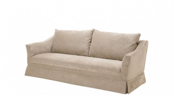 Casa Padrino Luxus Sofa Greige - Limited Edition