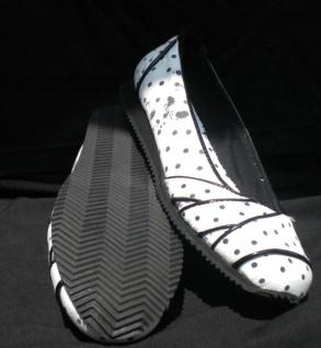 Etnies Damen Ballerinas Weiß/schwarz Slinkie Weiß/schwarz Ballerinas EU 37.5 dce633