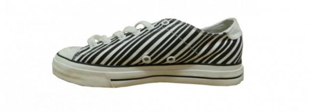 Etnies Skateboard Schuhe Damen Bernie White/Black/Print - Vorschau 2