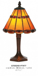 tiffany lampen g nstig sicher kaufen bei yatego. Black Bedroom Furniture Sets. Home Design Ideas