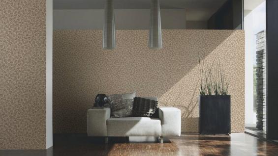 Versace Designer Barock Vliestapete Vasmare 349021 Beige / Creme / Braun - Design Tapete - Luxus Tapete - Vorschau 3