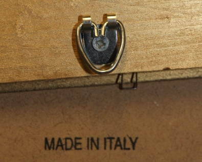 Casa Padrino Barock Holz Bilderrahmen 85 x 64 cm Gold - Großer Bilder Rahmen Foto Rahmen Jugendstil Antik Stil - Made in Italy - Vorschau 4