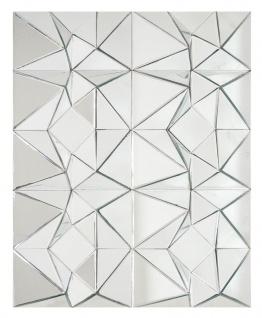 Casa Padrino Designer Wandspiegel 80, 5 x H. 100, 5 cm - Designer Kollektion - Vorschau 1