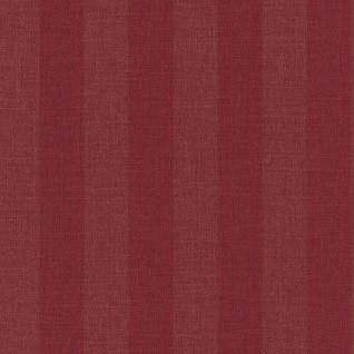 Casa Padrino Luxus Textiltapete / Stofftapete Rot - 10, 05 x 0, 53 m - Tapete mit seidiger Oberfläche