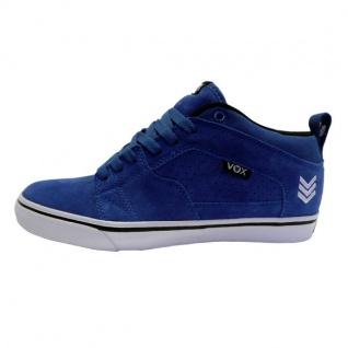 Vox Skateboard Schuhe Griffin Navy/Schwarz/Weiß