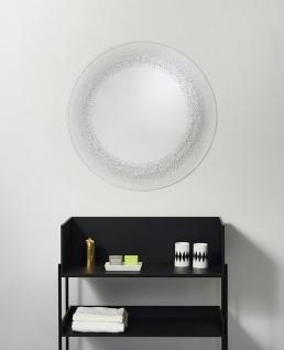 Casa Padrino Luxus Spiegel / Wandspiegel Ø 80 cm - Luxus Möbel - Vorschau 4