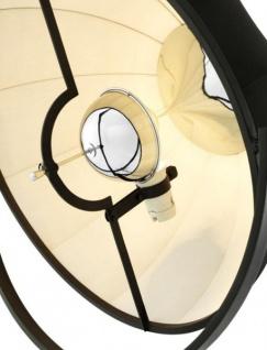 Casa Padrino Luxus Stehleuchte Schwarz - Luxury Collection - Vorschau 2