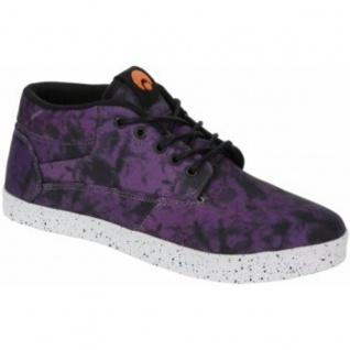 Osiris Skateboard Schuhe -- -- Schuhe Chaveta-- Black/Purple/P215 8fa302